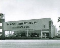 Old VW Dealer