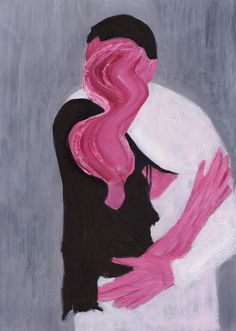 Painting by Nickie Zimov | http://inagblog.com/2016/05/nickie-zimov/ | #art #paintings