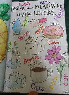 "Destroza este diario/ Wreck this journal ""Pagina de cuatro letras"""