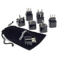 Magellan's World Adapter Set - Your Trusted Source for Travel Solutions And Gear