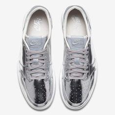 35d186dc60517d Air Jordan 1 Low Pinnacle Metallic Silver  sneakernews  Sneakers   StreetStyle  Kicks