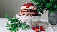 Helppo ja herkullinen: Pannukakku-kakku