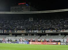 Universitatea Cluj - CFR Cluj 01.04.2015 | Ultras - Tifo