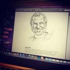 """""""Credo"""" Steve Jobsa rozpoczyna 2 wydanie """"Nowych Mediów""""."""