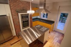 loved this reno on kitchen cousins