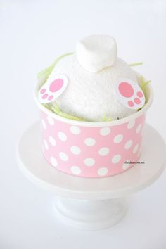 Holiday-Easter| Easter Bunny Treats