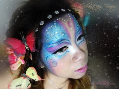 Enchanting Fairy make up