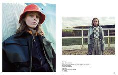 Fashion Copious - Adrienne Jüliger by Sharif Hamza for Interview Germany Summer 2016