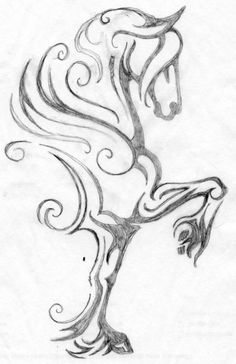 My latest horse logo design. Here is the rough pencil drawing. The design is of … My latest horse logo design. Here is the rough pencil drawing. The design is of a high trotting feathered-leg horse with a flowing mane and forelock. Horse Drawings, Animal Drawings, Drawing Animals, Sketches Of Horses, Drawings Of Unicorns, Cute Drawings Of Animals, Horse Sketch, Small Drawings, Girl Drawings