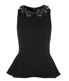 in love with peplum tops!