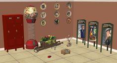 Clutter Volume 2 S3 ot S2 conversions - Amovitam's Dream Town
