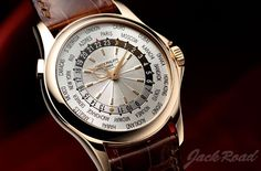PATEK PHILIPPE World Time / Ref.5130R