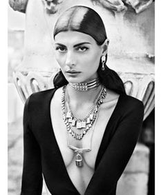 Giovanna Battaglia #style #fashion #streetstyle