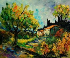 Provence 670120 by pledent on DeviantArt