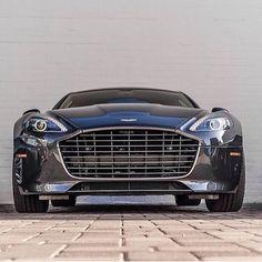 Aston Martine Rapide S