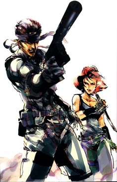 The first MGS was one of my favorite video games growing up, I go back to this one when I'm tired of the confusing plots of the sequels.