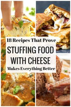 18 Recipes That Prove Stuffing Food With Cheese Makes Everything Better