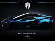 W Motors . Fenyr Supersport