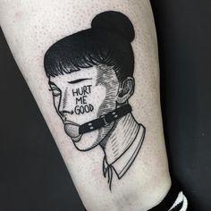 "12 mil Me gusta, 102 comentarios - DARK ARTISTS (@darkartists) en Instagram: ""Tattoo done by @daniel_kickflip_tattooer Tag photos #darkartists to submit your work, follow the…"""