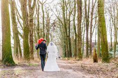Trouwen in de winter | Scandinavisch Dorp | Bruidsfotografie De Grote Dag