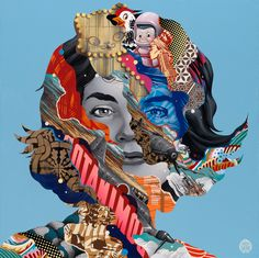 The Amazing Art of Tristan Eaton | From up North