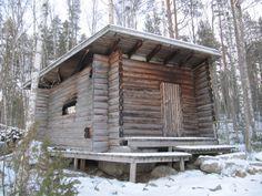 Muuratsalo Experimental House/sauna, Muuratsalo, Finland / Alvar Aalto