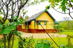 Aug 2016: Welcome to Ty Coed - A beautiful eco lodge located in one of the most spectacular areas of Wales