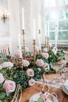 Glamouröse Nostalgie mit rosa Romantik  LOREDANA LA ROCCA…