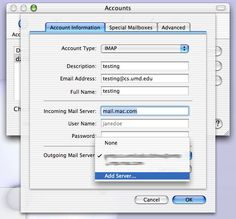 HOW TO CONFIGURE MSN SMTP SETTINGS FOR MAC MAIL?