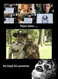Walking Dead Love Actually, haha, I knew he looked familiar! Loved the movie Love Actually, and love Walking Dead. Too funny
