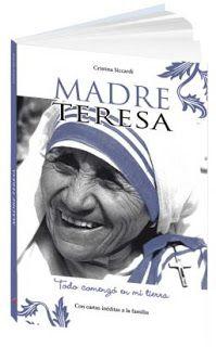 Lectura y música para el alma: «MADRE TERESA»... Un libro de Cristina Siccardi so...