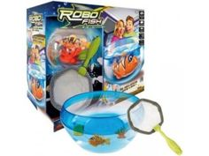 Robo Fish Bowl Was: £16.99 | Now: £9.99 – YOU SAVE: £7.00 (41%) http://tidd.ly/fcadc405