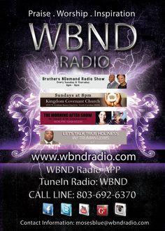 www.wbndradio.com