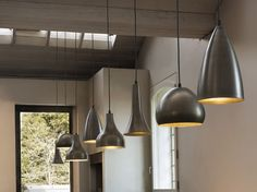 Download the catalogue and request prices of Blancnoir By olev, led metal pendant lamp design Stefano Tonellotto