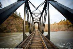 Hood River Train Trestle Bridge   Beautiful Hood River   hood ...
