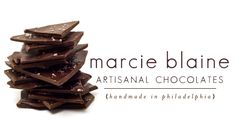 Marcie Blaine Artisanal Chocolates ( $2 a chocolate but discounted for larger orders)