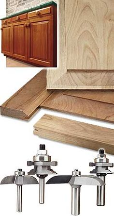 1000 Images About Cabinet Making Door Amp Window Bits On