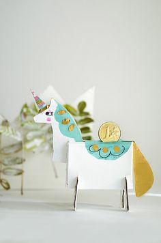 DIY Unicorn Bank