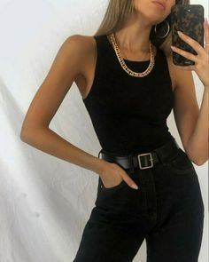 2020 fashion trends 16 outstanding casual outfits to fall in love with outfitideas casualoutfit trendyoutfit Style Outfits, Mode Outfits, Trendy Outfits, Fashion Outfits, Fashion Tips, Summer Outfits, Fresh Outfits, Winter Outfits, Fashion Ideas