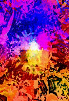 Colorful minds Mindfulness, Colorful, Abstract, Artwork, Summary, Work Of Art, Auguste Rodin Artwork, Artworks, Consciousness