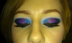Playing with my BH Cosmetics 1st edition palette