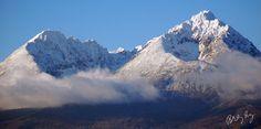 Krivan & Gerlach Peaks, High #Tatras, #Slovakia