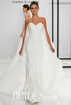Mark Zunino for Kleinfeld Wedding Gowns Fall 2017