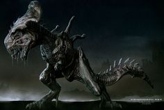 Un artista diseña un cruce entre Xenomorfo y T-Rex (y el resultado es espectacular)