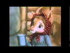 El lobo y el ternero (Soyuzmultfilm, 1984) [Dob. español] Short Films, Soviet Union, Kids Videos, Stop Motion, Illusions, Russia, Spanish, Animation, Messages
