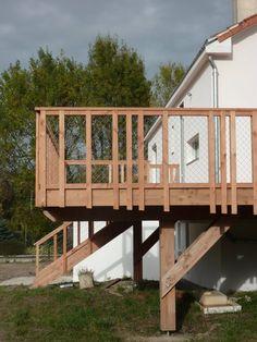 Carrelet : Maisons modernes par altra architectes