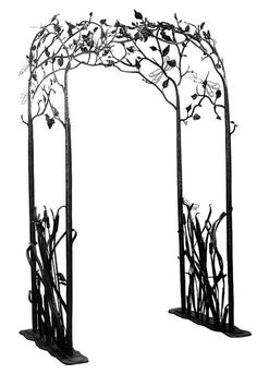 Arbor by Earth Eagle Forge