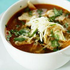 Joel's Favorite Chicken Tortilla Soup… Recipe - ZipList