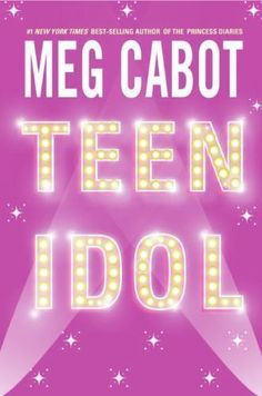 Teen Idol by Meg Cabot About the Book: As the school newspaper's anonymous advice columnist, high school junior Jenny Greenley is no stranger to keeping the secrets of her many classmates. Book Club Books, Book Nerd, My Books, School Newspaper, Keeping Secrets, Books For Teens, Teen Books, Reading Challenge, Reading Levels