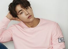 "Nam Joo Hyuk Shares How He Felt After ""Weightlifting Fairy Kim Bok Joo"" Finished Filming Lee Sung Kyung, Lee Seung Gi, Lee Joon, Gong Yoo, Nam Joo Hyuk Cute, Jun Matsumoto, Jong Hyuk, Park Bogum, Hong Ki"